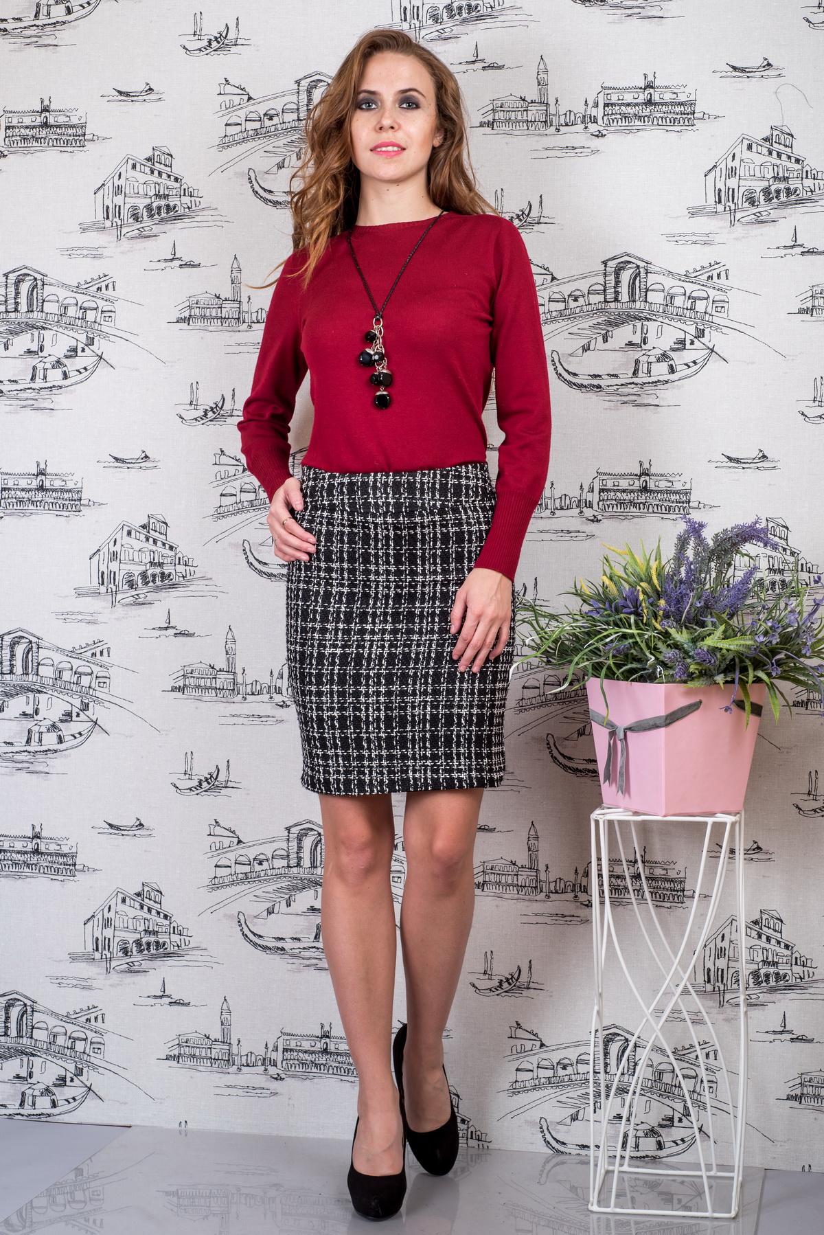 Алина шанель, 2290-1   Швейная фабрика Magic. Стильные и недорогие юбки от производителя  оптом   Купить юбки оптом от производителя Украина «Magic». 2d926883842